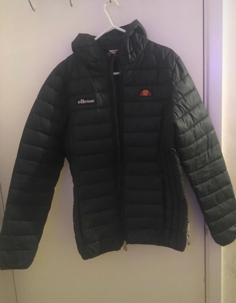 Ellesse Heritage Lompard Jacket