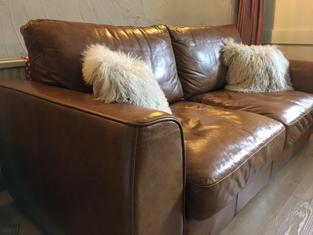 Halo 3 seater sofa