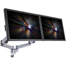 """Peerless-AV LCT620AD Desktop Dual Monitor Arm Mount for up to 29"""" Monitors"""