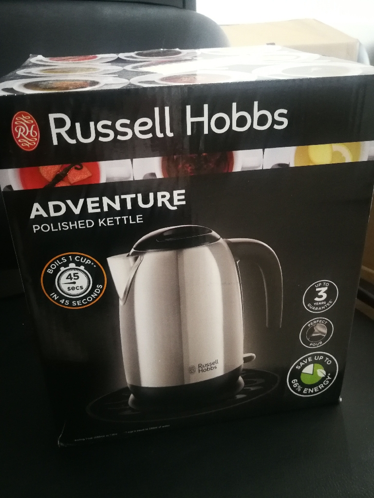 Brand New Russell Hobbs kettle