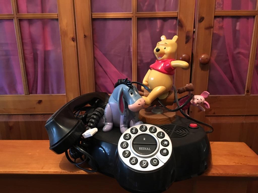 Winnie the Pooh telephone