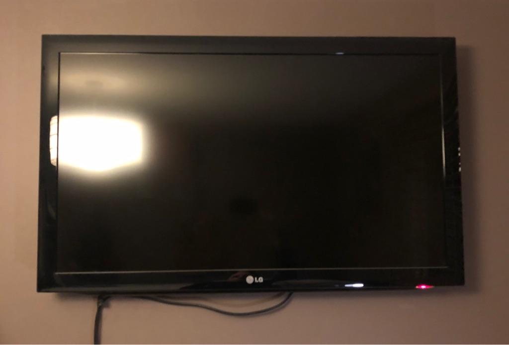 "LG LCD 41"" TV"