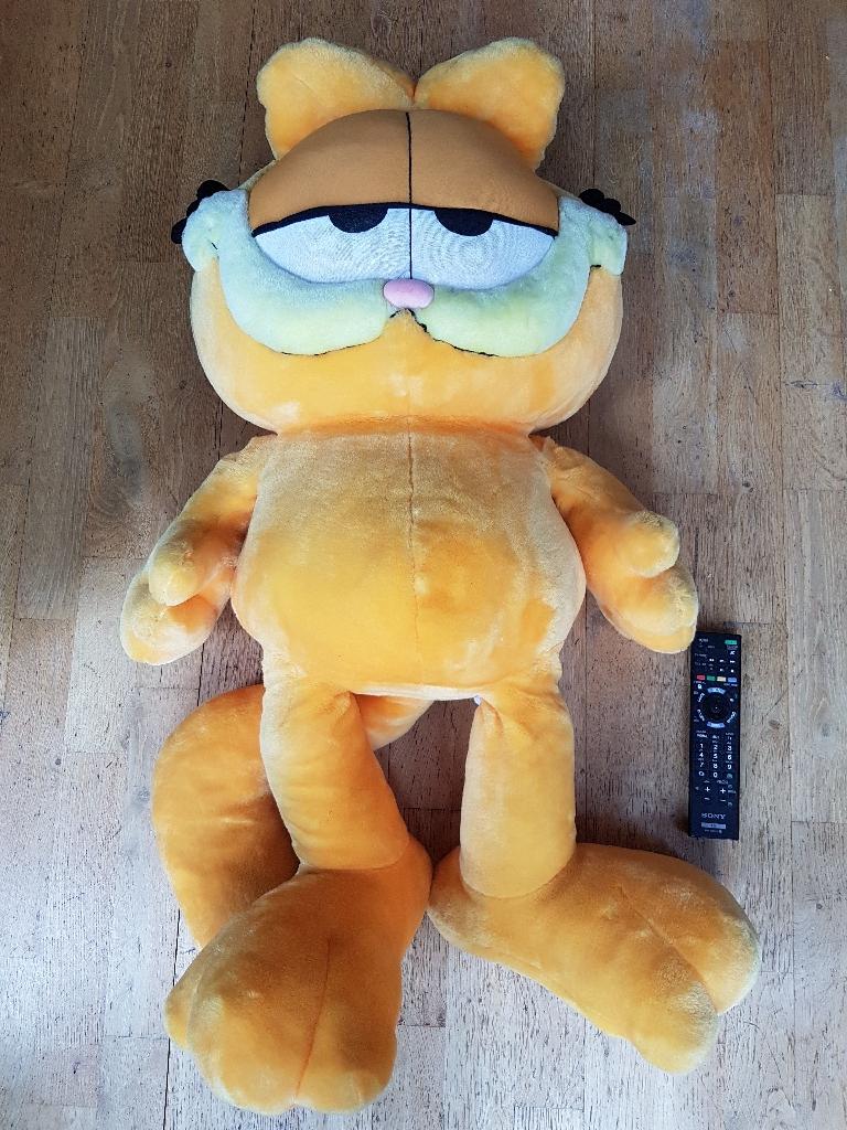 Large Garfield Plush Soft Toy
