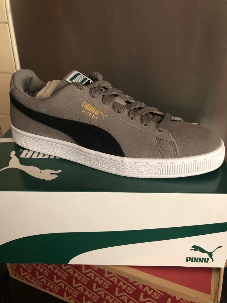 Puma classics suede