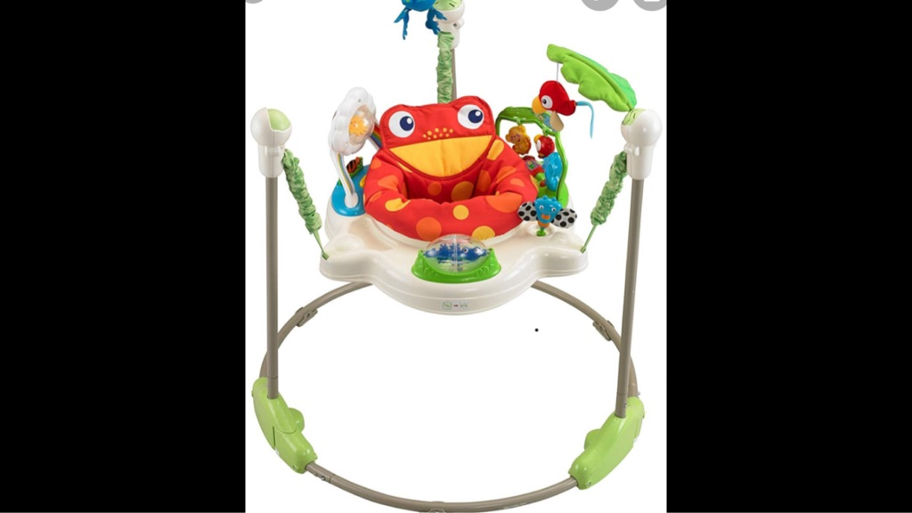 Fisher Price jumperoo/activity centre