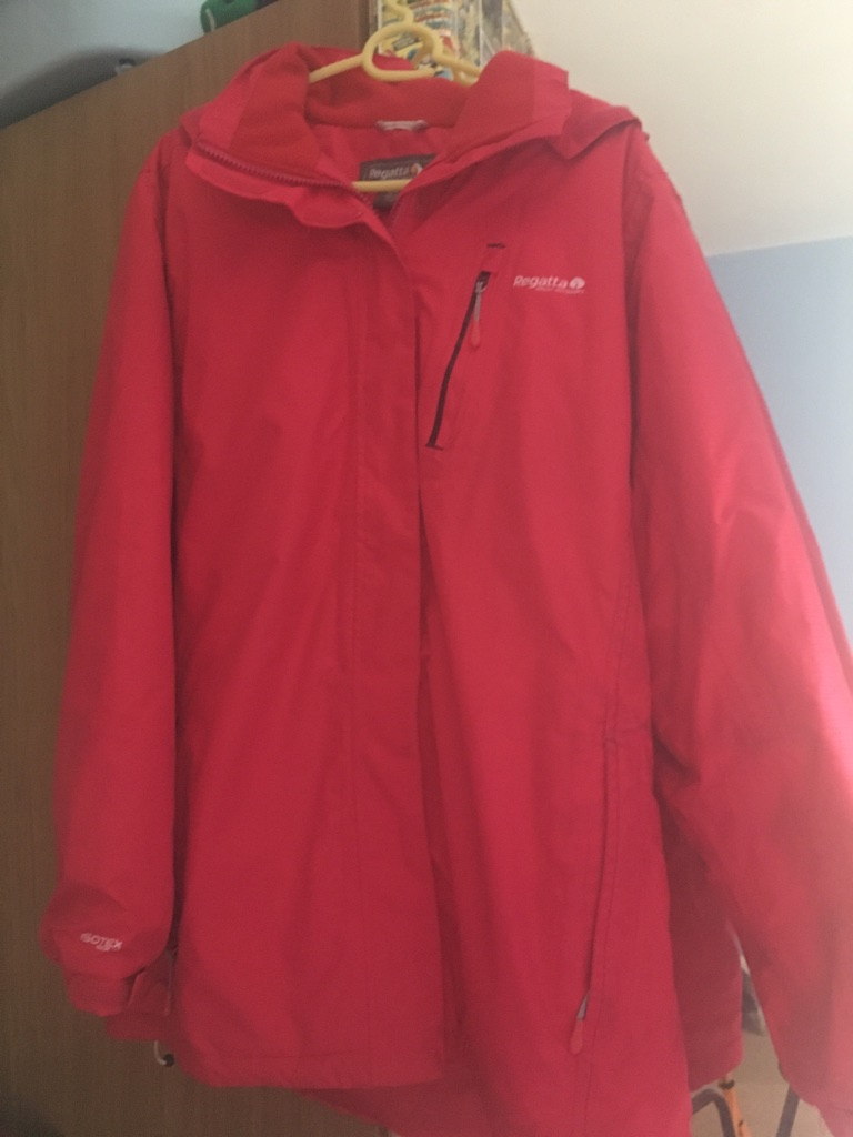 Woman's regatta coat