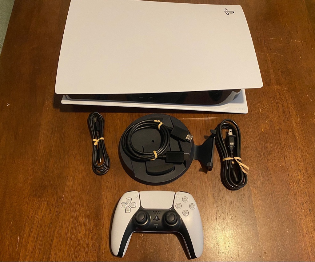 Ps5 brand new PayPal or bank transfer