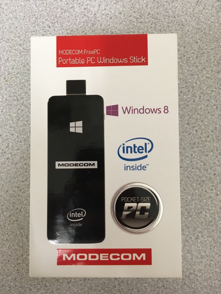 Modecom Portable PC Windows Stick