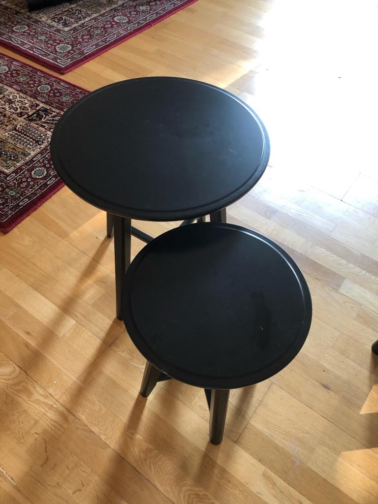 Ikea KRAGSTA nest of tables. RRP £55