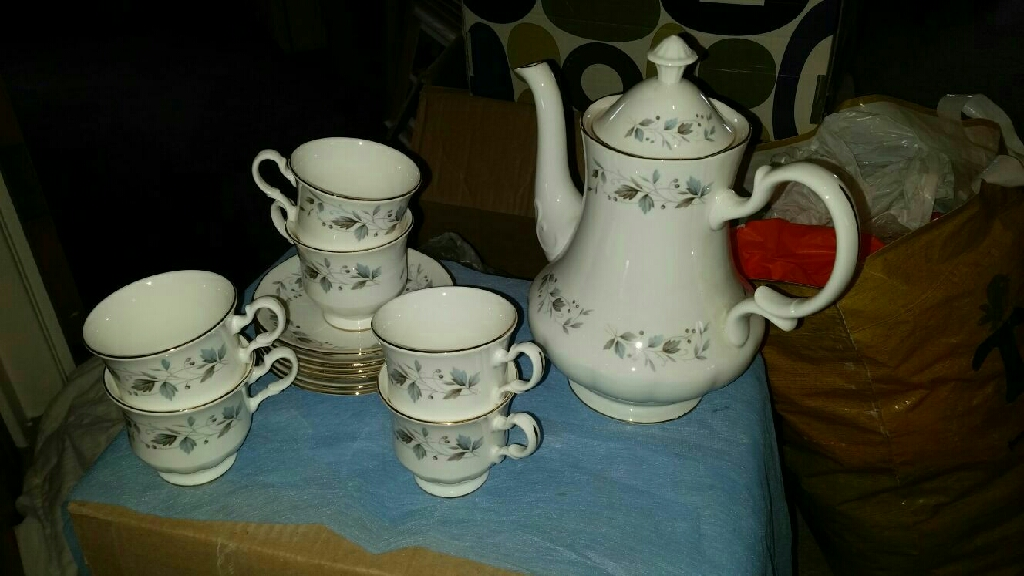 Job Lot Vintage Crockery