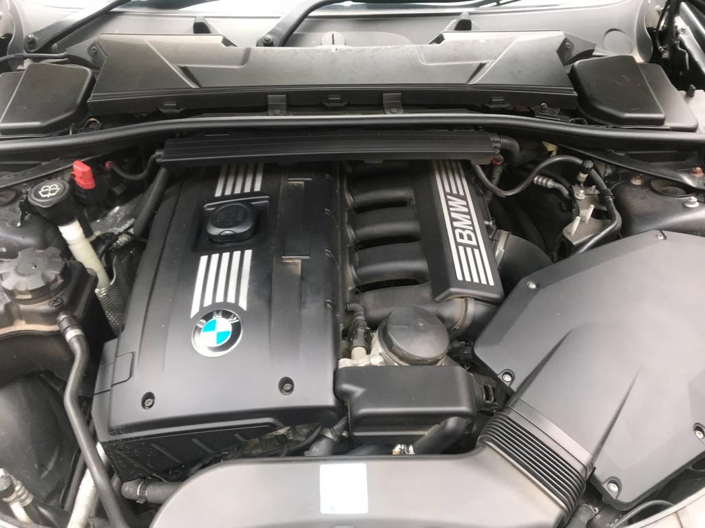 BMW 3 series m sport convertible 330i