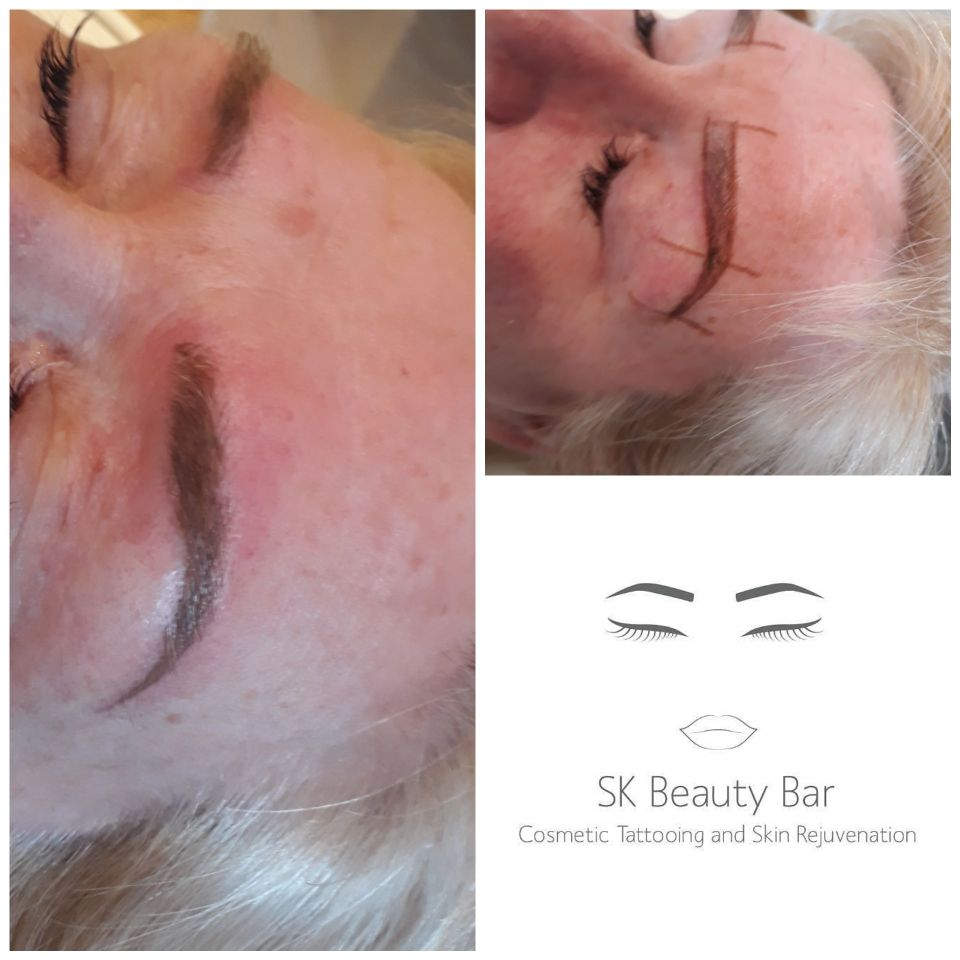 Models wanted for semi permanent make up brows