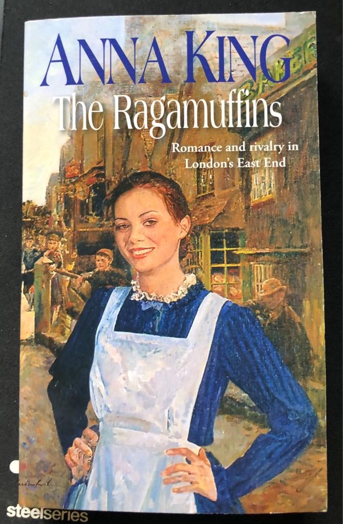 THE RAGAMUFFINS BOOK