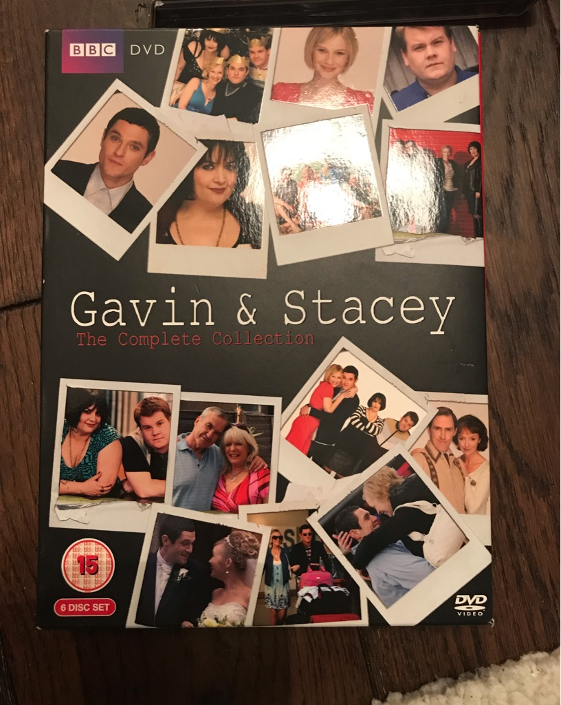 """Complete """"Gavin and Stacey"""" collection"""