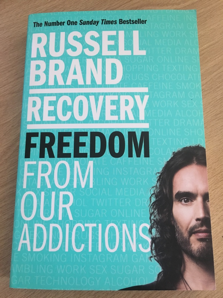 Freedom from our addictions