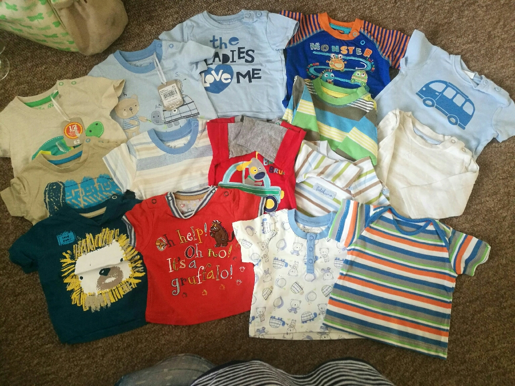 0-3 months boys clothes
