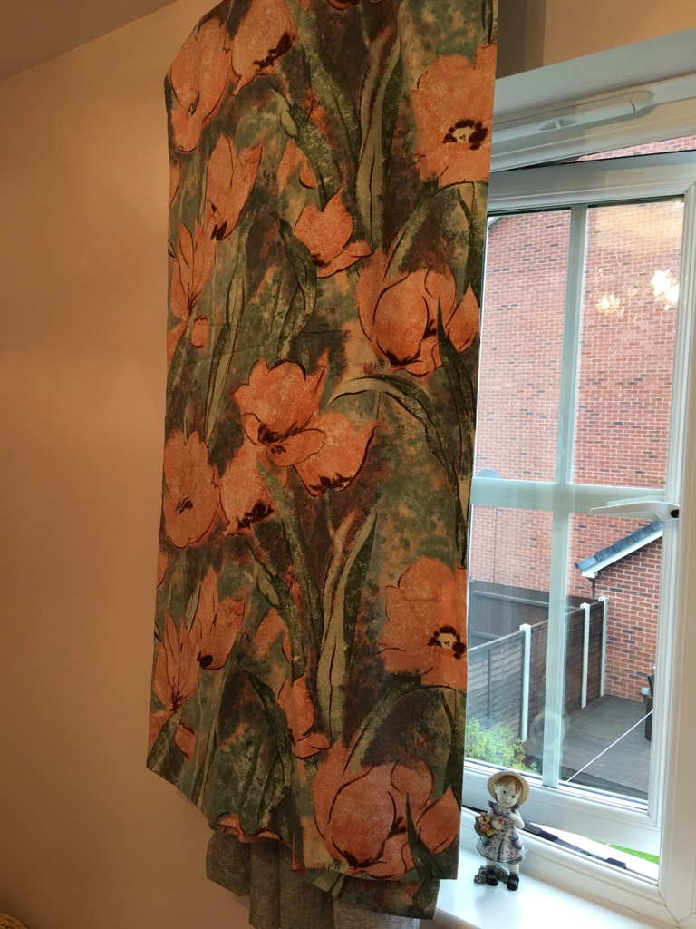 Various curtains