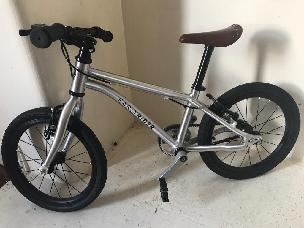 Early Rider 16' bike