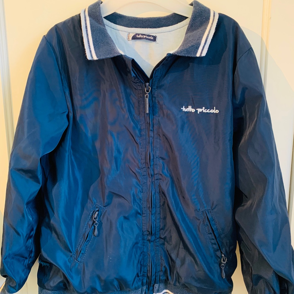 Tutto Piccolo - Smart Navy Boy's Jacket - Aged 4 years