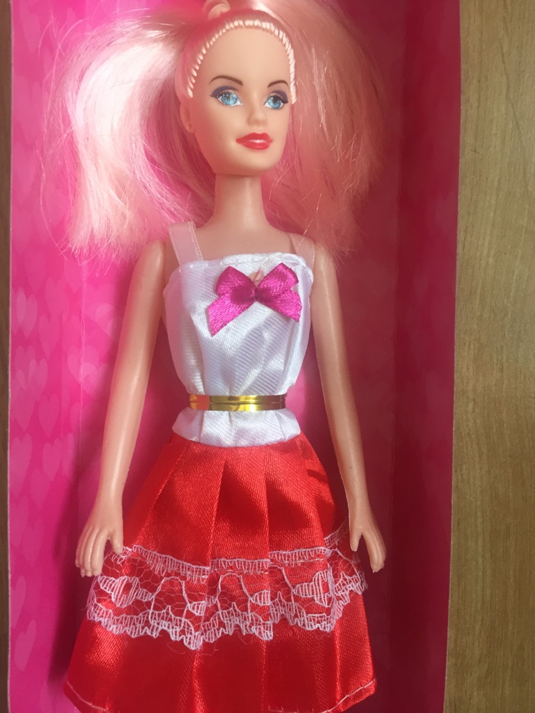 Fashion doll.. ### 4