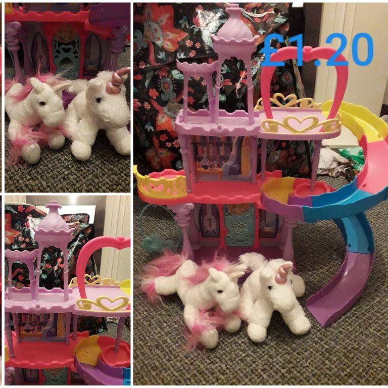 Girls kids toys