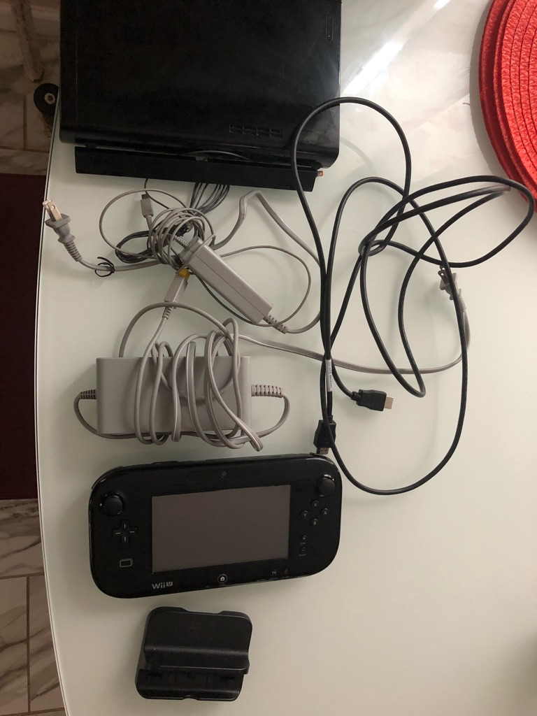 HUGE WII U BUNDLE