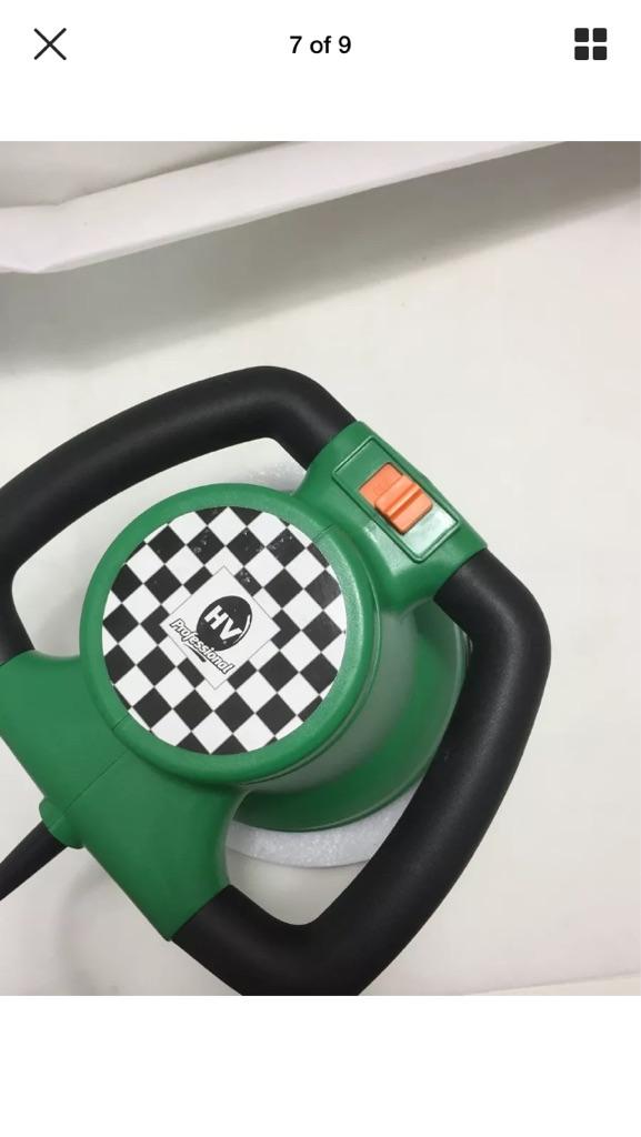 Electric car polisher waxer buffer