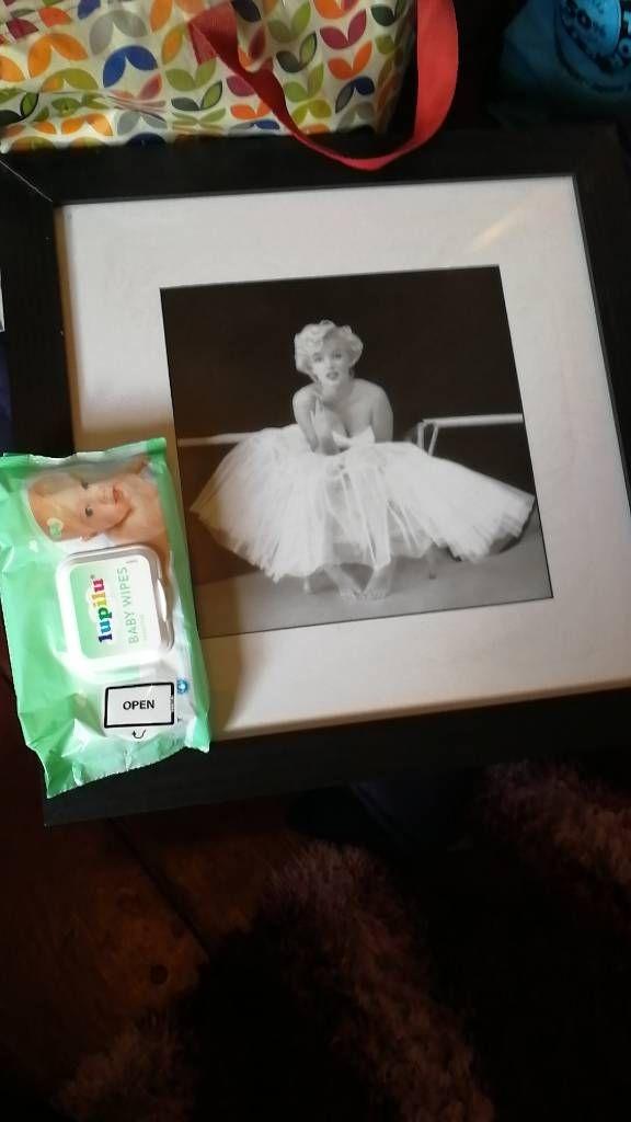 Marilyn Monroe print large