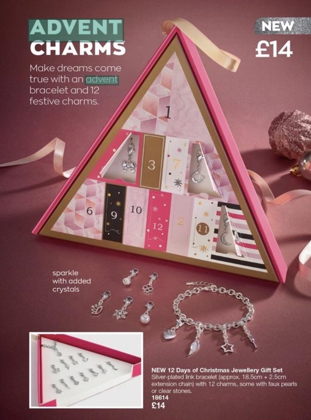Christmas Jewellery Advent Calendar