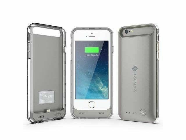 iPhone 6,6s,7 Sleek Battery Charger Case