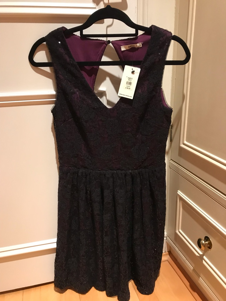NEW Oasis size S dress