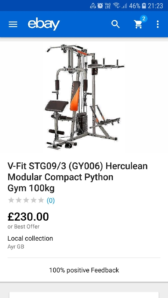 Home Multi Gym
