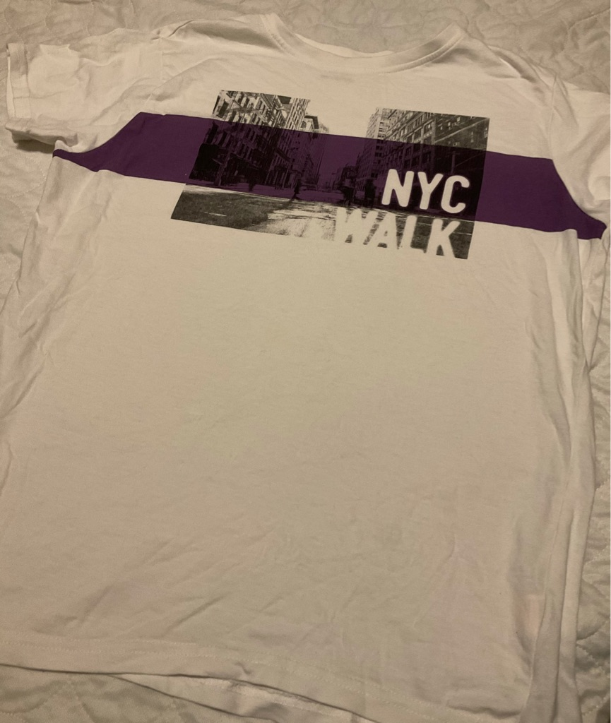 Boys Primark t shirt 12-13 years