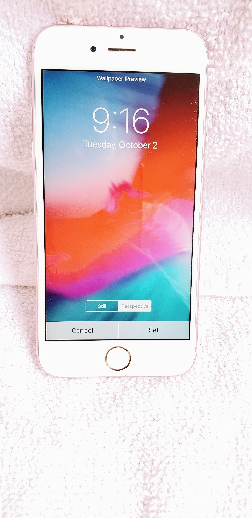 Apple iPhone 6s 16GB Rose Gold Sprint