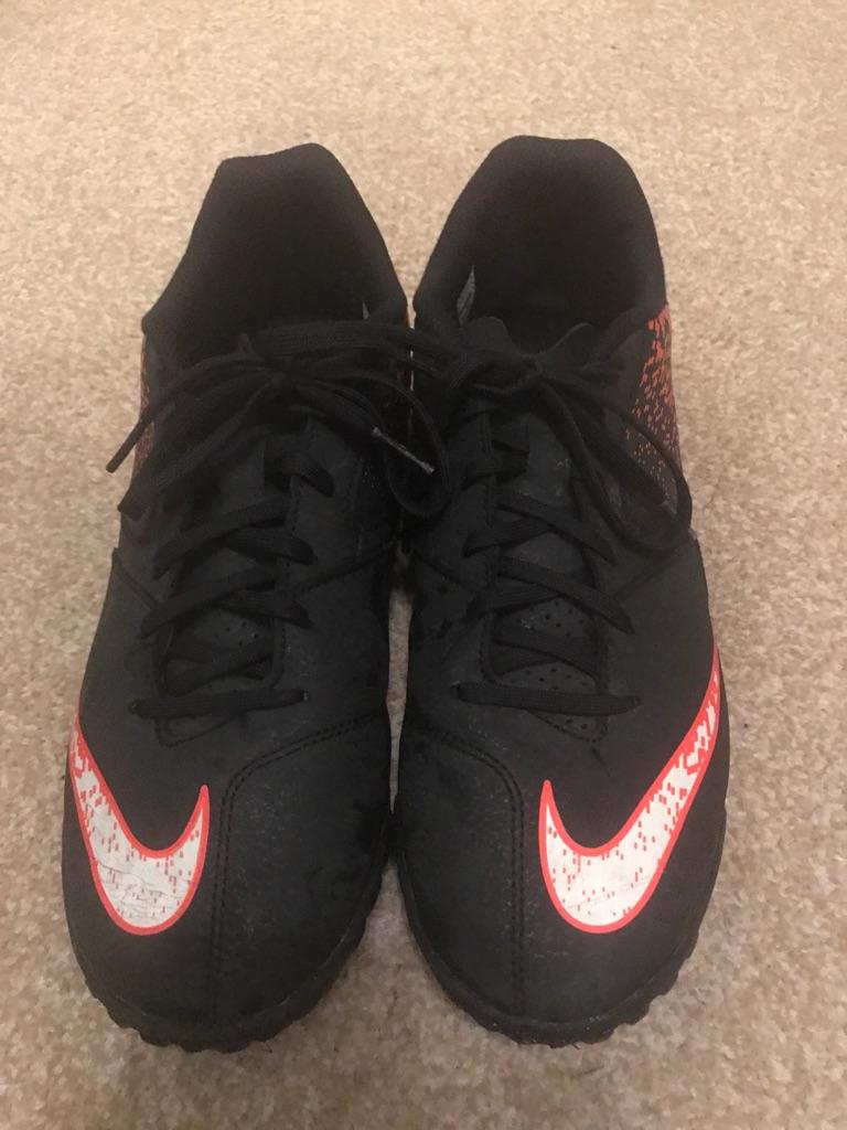 Nike Astro Turf Boots, Size UK 8
