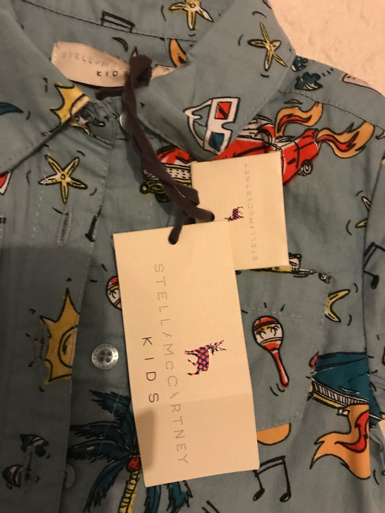 Stella McCartney baby outfit