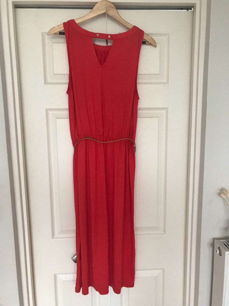 Ladies Oasis dress Size L