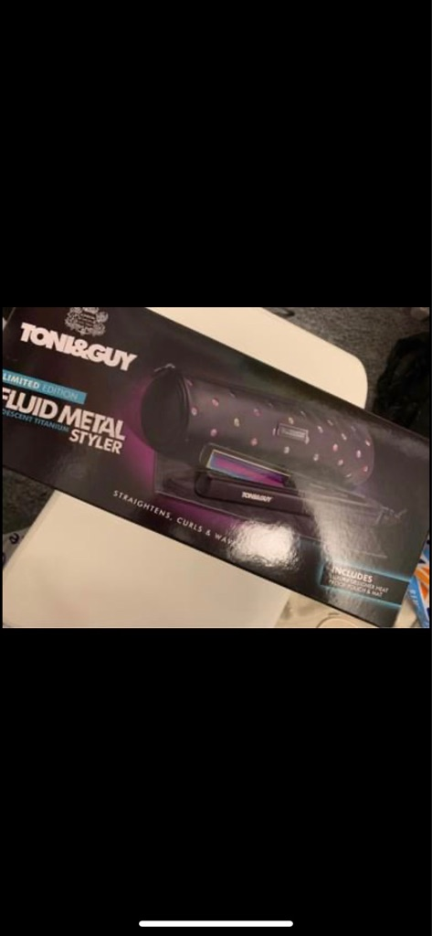 Toni & Guy Hair Straigghteners