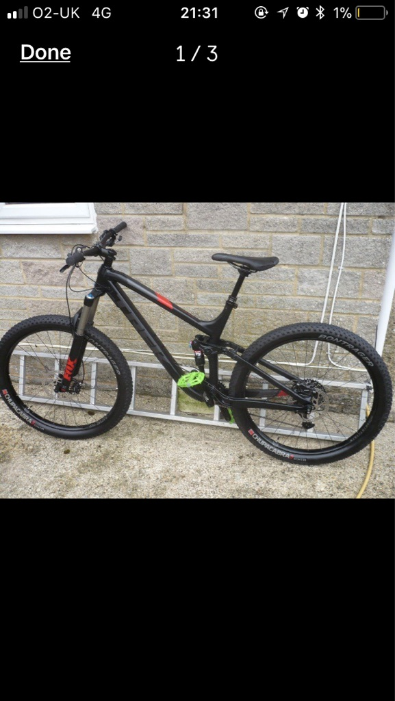 Trek Fuel 8 Mountain Bike