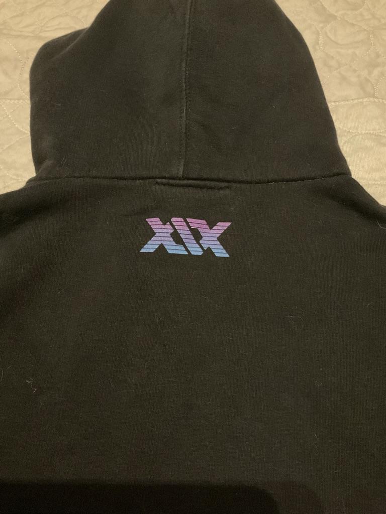 Boys sidemen hoodie 11-12 years