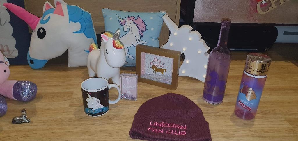 Unicorn galore