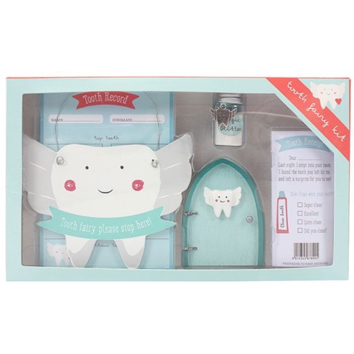 SALE NOW ON Tooth fairy kit