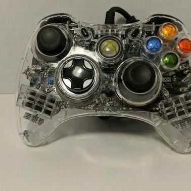 Used Xbox 360 controller works great