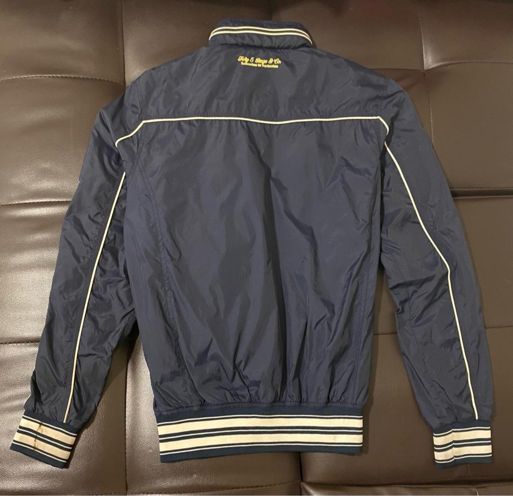 55 Stage Varsity Bomber Jacket
