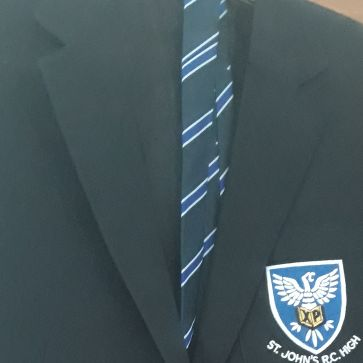 Girls St Johns Blazer and 2 school ties