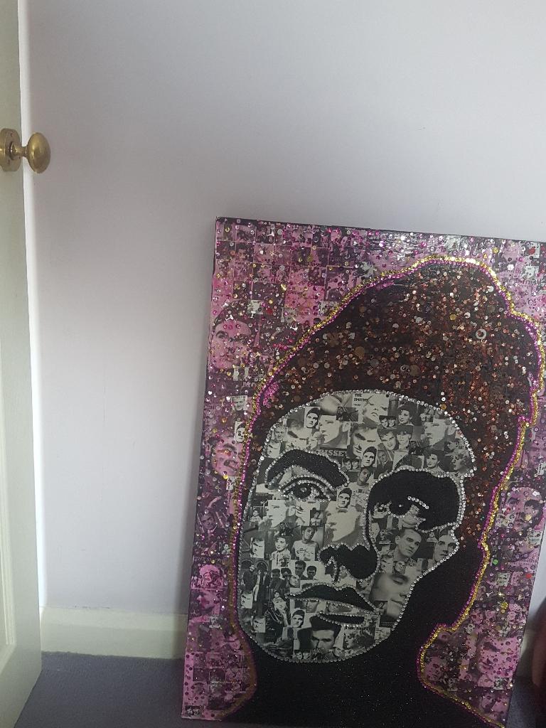 MORRISSEY/ THE SMITHS ARTWORK