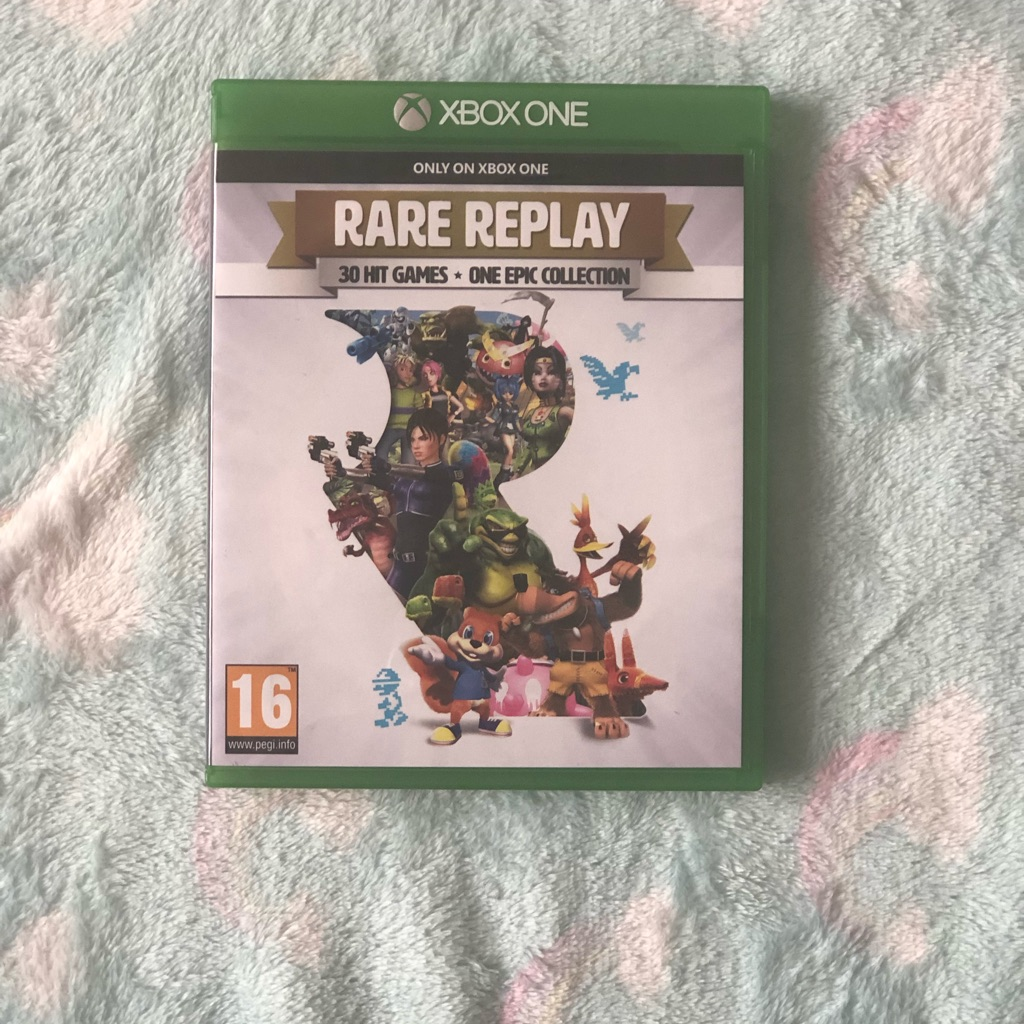 XBOX ONE GAME PRELOVED
