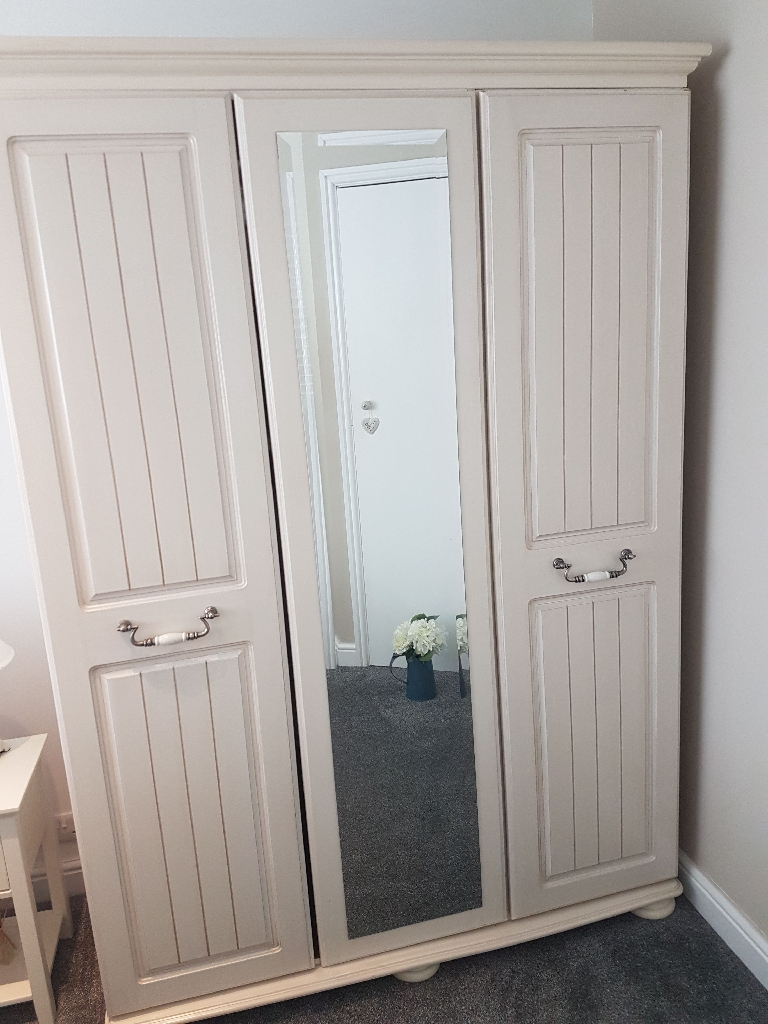 Kingstown Signature Wardrobes x 2