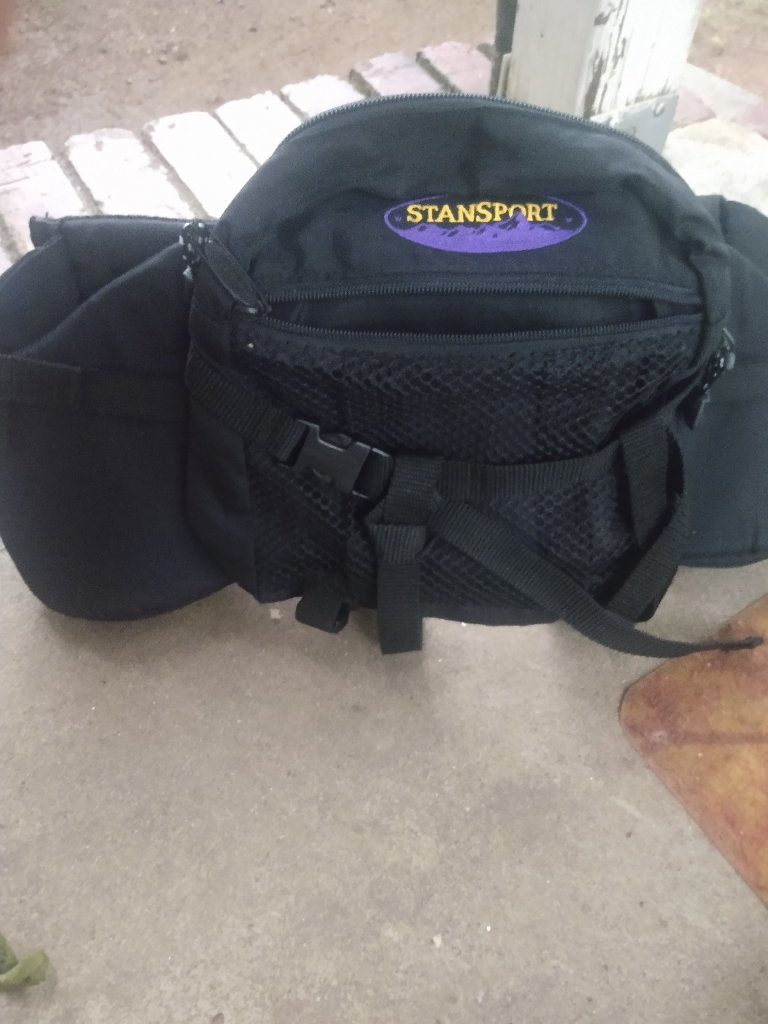Stansport hiking waste pouch