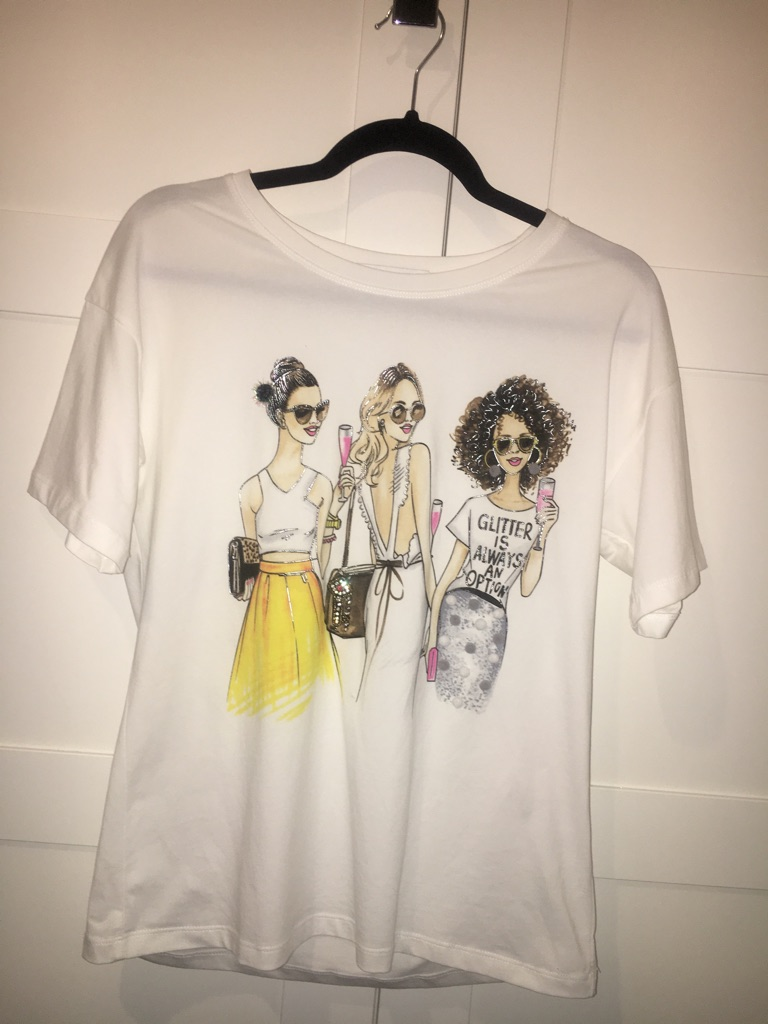 Ladies Fashion T Shirt